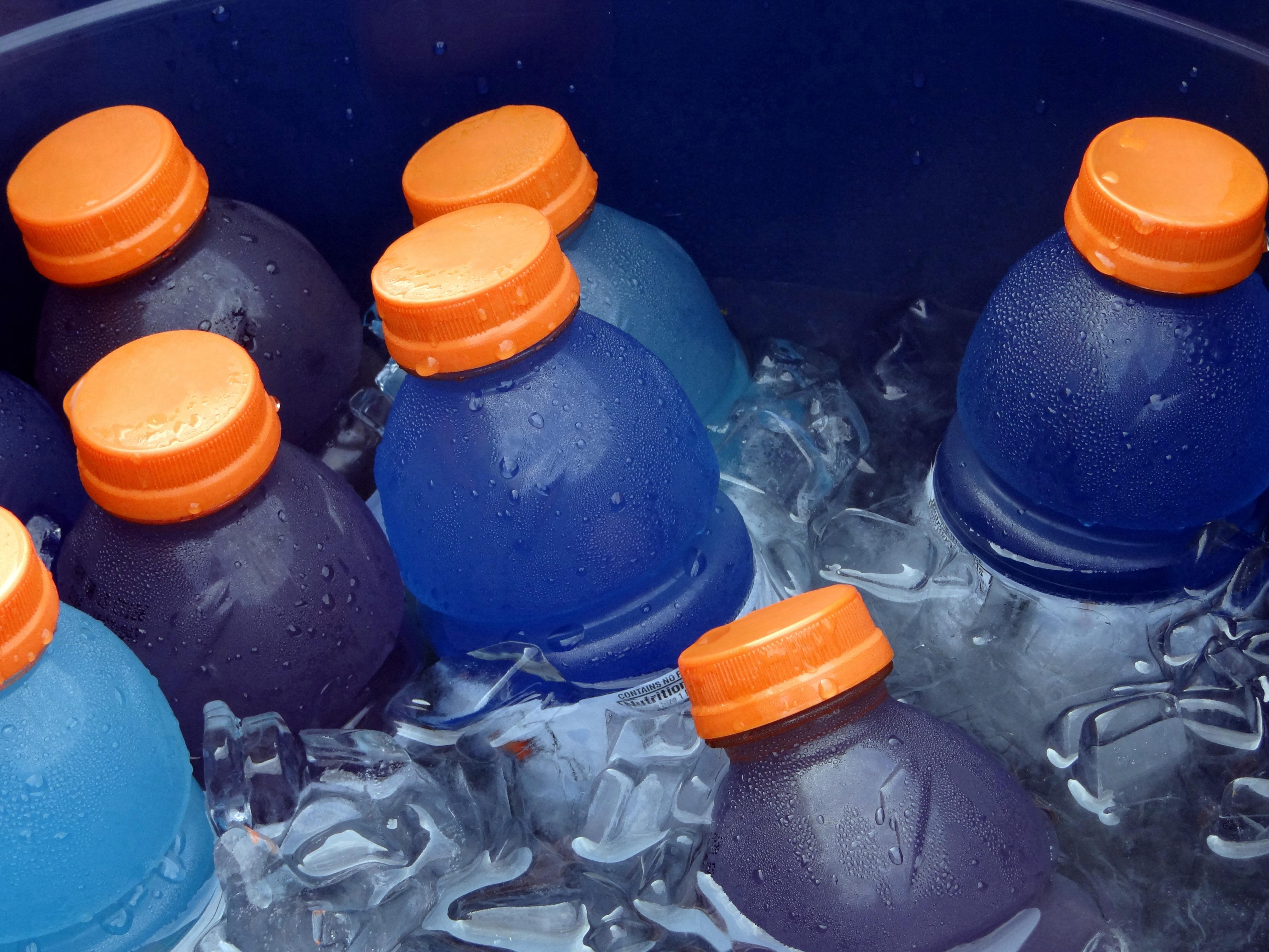 Energy Drink Athlete