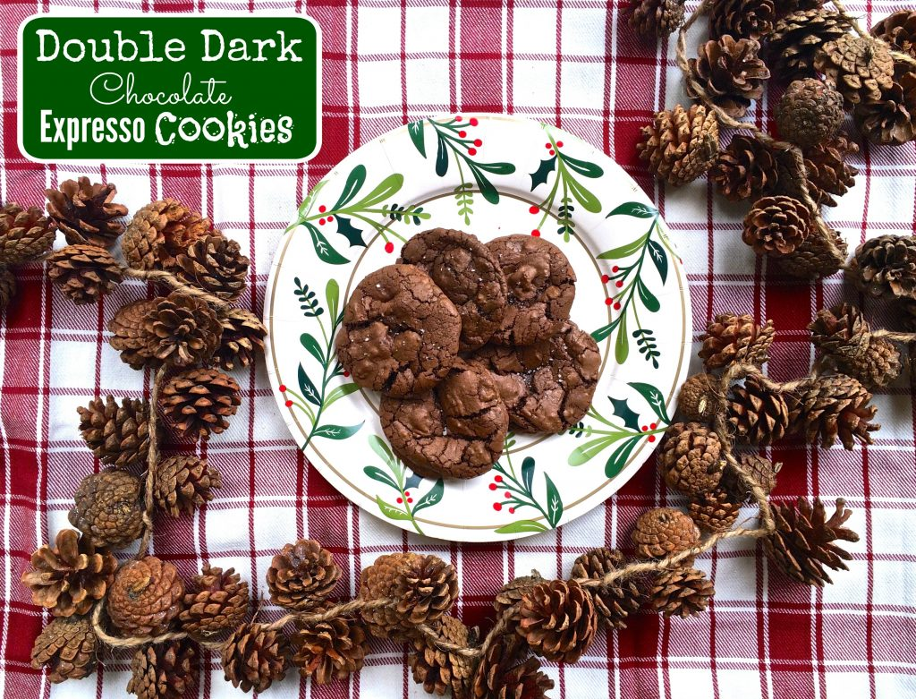 expresso cookies, food blogger cookie swap, christmas cookie recipe