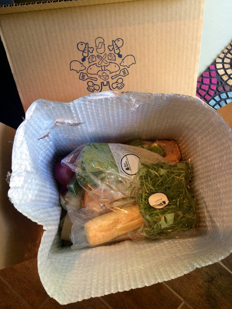 blue apron meal delivery service review