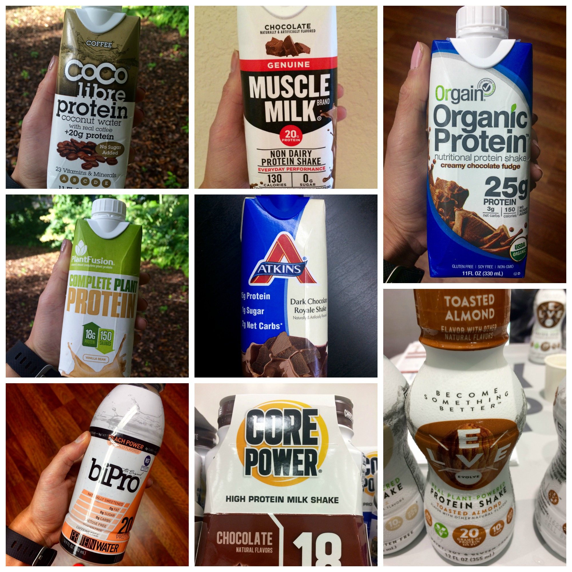 The Best Protein Shakes Review Orlando Dietitian