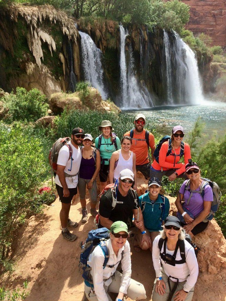 wildland trekking group